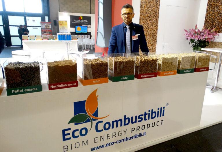 Biom Energy Product - Grazie per aver visitato il nostro stand alla Fiera di Arezzo