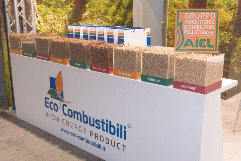 Biom Energy Product al Progetto Fuoco Verona 2018